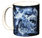 Glow Bones Ceramic Mug