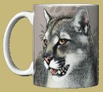 Cat Trax Ceramic Mug
