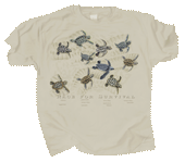 Race For Survival Youth T-shirt (Sand)