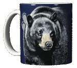 Bear Trax Ceramic Mug