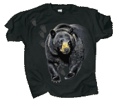 Bear Trax Adult T-shirt
