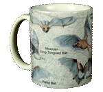 Bats of NA Ceramic Mug