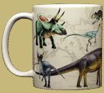 Dinosaurs OTW Ceramic Mug
