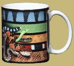 Venomous Snakes Ceramic Mug