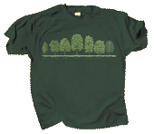 Trees Adult T-shirt