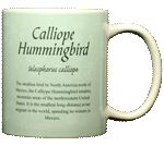 Calliope Ceramic Mug - Back