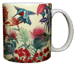 Hummer Spectrum Ceramic Mug - Back