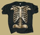 Skeleton Adult T-shirt