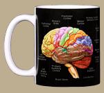 Brain Ceramic Mug