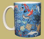 Circle of Life Ceramic Mug