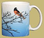 Baltimore Oriole Ceramic Mug - Back test8