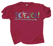 Elemental Science! Youth T-shirt - Front
