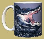 Mega Gator Ceramic Mug