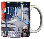 Natural Science Ceramic Mug - Back