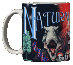 Natural Science Ceramic Mug - Front