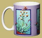 Agave Ceramic Mug