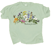 Uncultivated by Nature Adult T-shirt test8