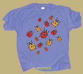 Ladybug Glow Youth T-shirt