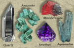 Minerals of NA 2