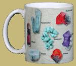 Mineral of NA Ceramic Mug - Front