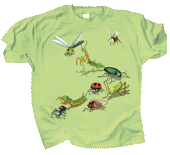 Bug Patrol Youth T-shirt - Front