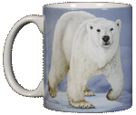 Polar Bear Ceramic Mug