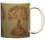 Tree of Life Ceramic Mug - Back test8