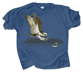 Osprey Adult T-shirt