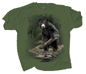 Bear Creek Adult T-shirt