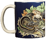 Reptiles & Amphibians Ceramic Mug - Front