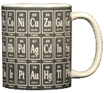Big Elements Ceramic Mug
