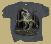 Utahraptor Youth T-shirt - Front