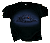Night Vision Adult T-shirt test8