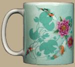 Zen Koi Ceramic Mug