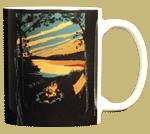 Campfire Life Ceramic Mug
