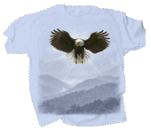 Eagle Spirit Adult T-shirt