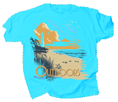 Beach Life Adult Comfort Colors T-shirt