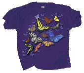 Butterfly Wonder Youth T-shirt - Front