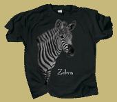 Discharge Zebra Adult Comfort Colors T-shirt