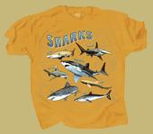 Shark School Youth T-shirt