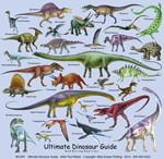 Ultimate Dinosaur Guide Youth T-shirt test8