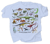 Ultimate Dinosaur Guide Youth T-shirt