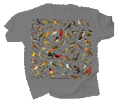 Ultimate Songbird Guide Adult T-shirt