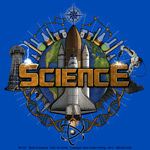 World of Science  Youth T-shirt