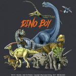 Dino Boy Youth T-shirt