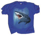 Great White Shark Youth T-shirt