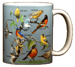 Yard Birds Ceramic Mug - Back test8