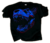 Extreme T-Rex Youth T-shirt