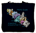 Mohs' Scale Canvas Tote