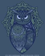 Spirit Owl Youth T-shirt test8